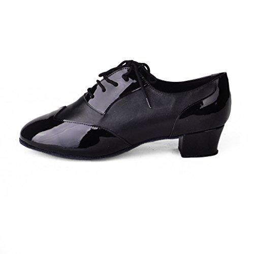 Jig Foo Herren Salsa Ballsaal Tango Latin Dance Schuhe