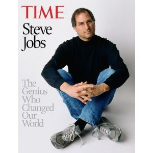 Steve Jobs:  The Genius Who Changed Our World (Time, Special Commemorative - Issue Special Commemorative