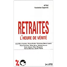 RETRAITÉS : L'HEURE DE VÉRITÉ