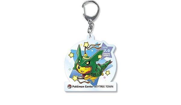 Pokemon Center Pikachu Playing Meteor Stream llavero cadena ...