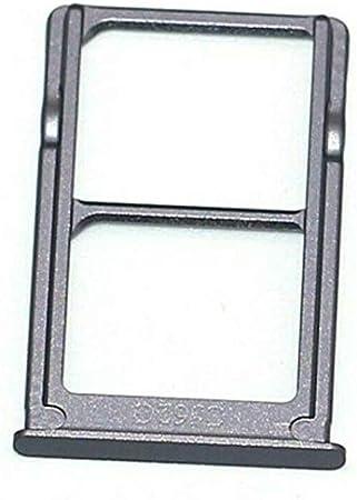 Desconocido Bandeja SIM para Xiaomi Mi 5 Mi5 Color Negro Soporte Adaptador Porta Tarjeta Nano Micro SD