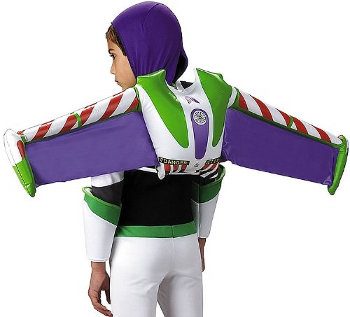 Buzz Lightyear Jet Pack Party Packs - 10 Jet Packs by Disguise
