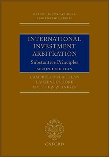 Amazon Fr International Investment Arbitration
