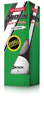 Srixon Soft Feel 10 Super Sleeve (24 Golf Balls)