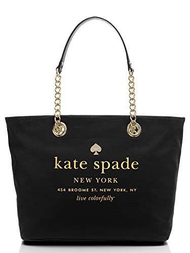 Kate Spade New York East Broadway Coal Tote Black