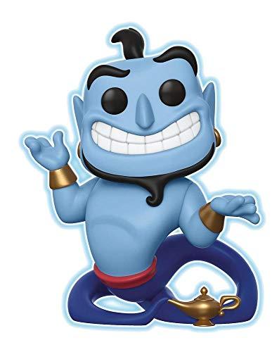 Funko Specialty Series POP! Disney: Genie w/ Lamp (GW) ()