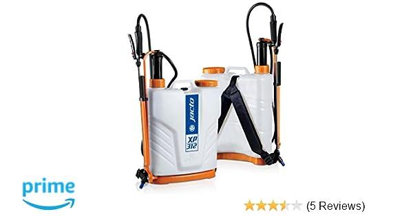 Amazon.com : Jacto XP312 Backpack Sprayer, Translucent White ...