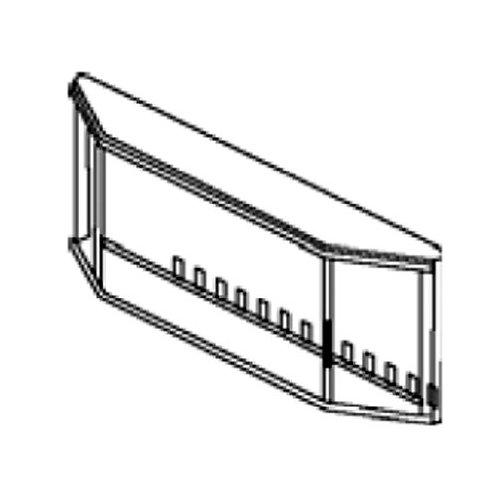 Napoleon GIBG Glass for Napoleon GI360B-KT Bay Door Assembly, NA