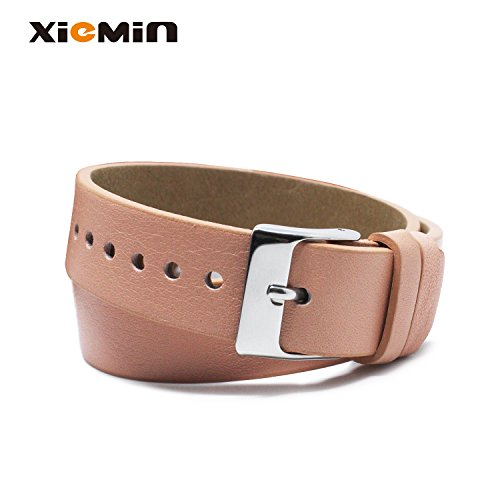 Bracelet Leather Watchband Moto360 Replacement