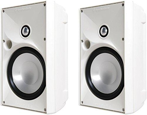 SpeakerCraft OE6-Three Outdoor Speaker (pair) by SpeakerCraft