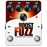 Tech 21 Boost Series BST-F Boost Fuzz Guitar Distortion Effect Pedal