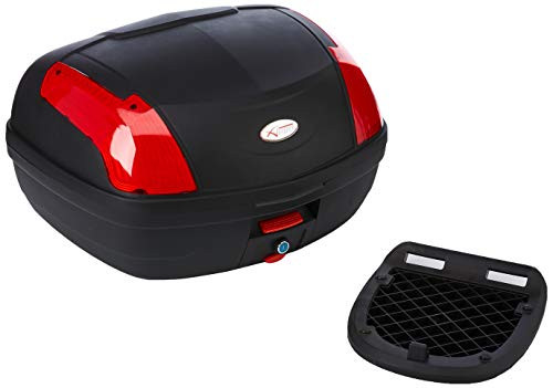 A-Pro Top Case Box 46 LT Universal Quick Rlease Motorcycle Scooter Luggage