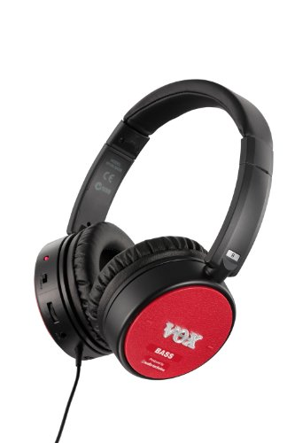 VOX AMPHONESBASS Active Amplifier Headphones ()