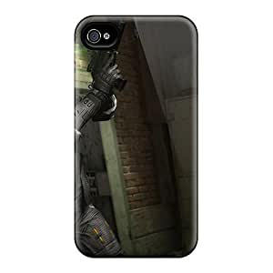 Hot MStttZS6334KDdRl Splinter Cell Blacklist Spy Tpu Case Cover Compatible With Iphone 4/4s