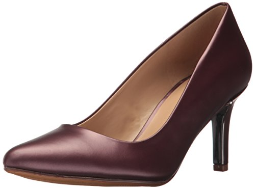 Naturalizer Women's Natalie Dress Pump, Bordo, 11 M US ()