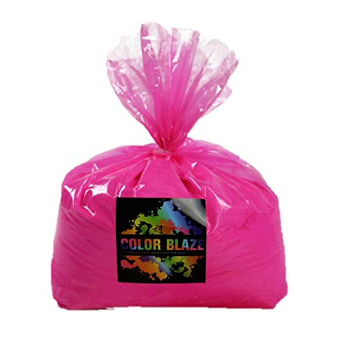 (Color Powder Pink 5 lbs Perfect for Gender Reveals)
