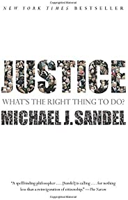 Justice: What's the Right Thing to