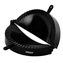 IMUSA USA IMU-71006W Jumbo Empanada Maker, Black