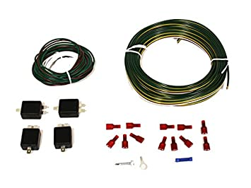 amazon com blue ox bx8848 4 diodes taillight wiring kit automotive blue ox bx8848 4 diodes taillight wiring kit