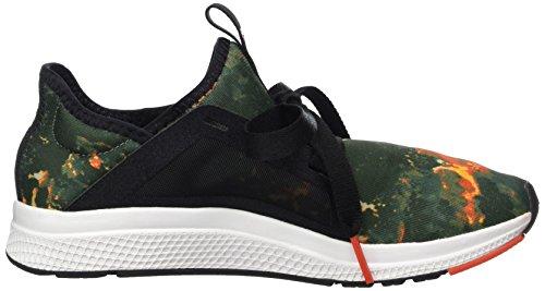 adidas Edge Lux W, Scarpe da Ginnastica Donna, Nero (Negbas/Energi/Ftwbla), 36/37 EU