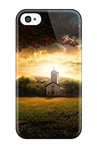 KristineWilliamsshop 2176301K19734441 New Premium Case Cover For Iphone 4/4s/ P Protective Case Cover