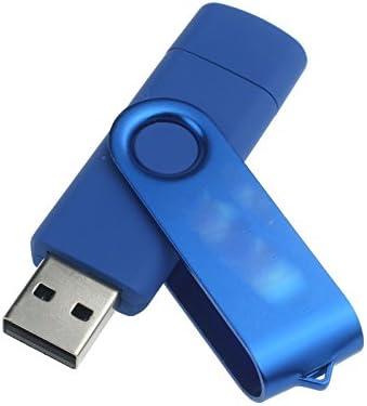 Jump Drive BXzhiri 64GB USB Flash Drive Thumb Drives Gig Stick USB 2.0 Pen Drive for Fold Digital Date Storage Zip Drive