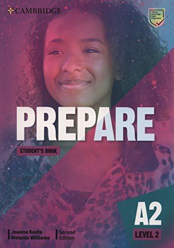 Prepare Level 2 Student's Book 2nd Edition (Cambridge English Prepare!) por Joanna Kosta,Melanie Williams