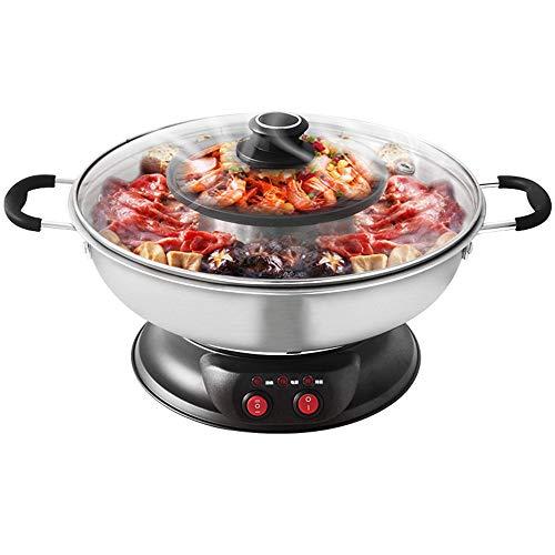 Sonya Electric Shabu Shabu Hotpot with BBQ Grill SYHS-4L by Sonya