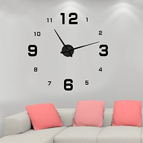 Vangold Frameless Sticker Watches Decorations product image