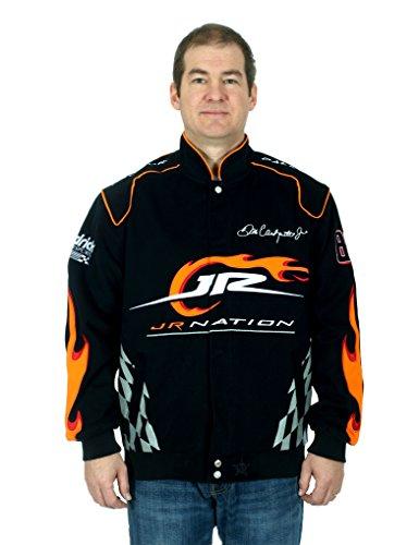 JH Design Dale Earnhardt Jr. Jacket - JR Nation Flames Ra...