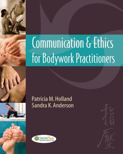 Communication   Ethics For Bodywork Practitioners