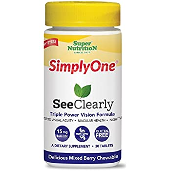 Amazon Com Supernutrition Simplyone See Clearly Vision