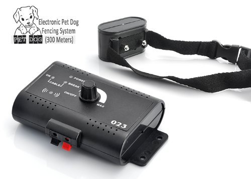 Electronic Pet Dog Fencing System (300 Meters)