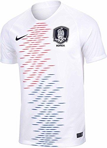 NIKE Korea 2018 Away Jersey- White XL