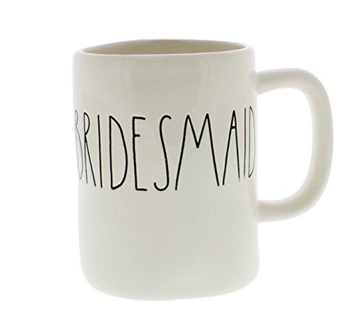 (Rae Dunn Magenta Artisan Collection BRIDESMAID Mug )