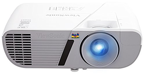 ViewSonic PJD6552LW 3500 Lumens WXGA HDMI Network Projector by ViewSonic
