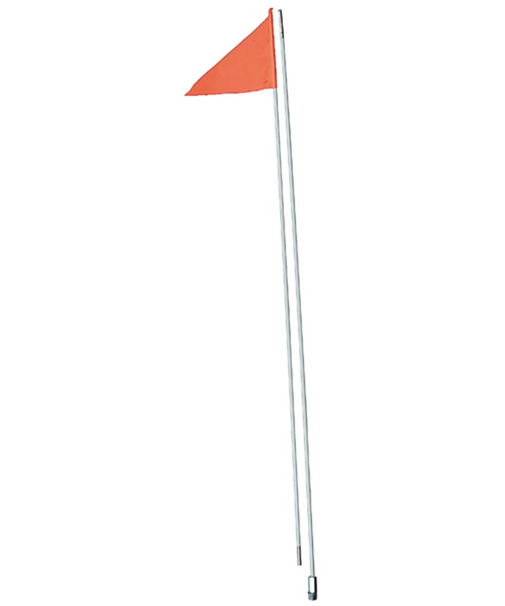Fly Racing Straight Mount Safety Flag #6A