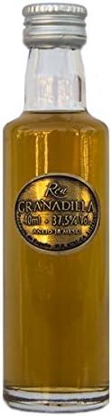 CEREX – Pack Degustación 6 botellas de Ron Añejo Granadilla con maduración 18 meses en barrica, Ginebra Premium Artesanal de 5 destilaciones y Ginebra ...