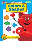 Colors and Shapes Wipe-Off Book, Baby & Kids Zone