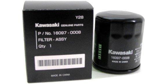Kawasaki OEM Oil Filter 16097-0004 16097-0008 Concours 14 Jet Ski Ninja ZX6R ZX10R Vulcan