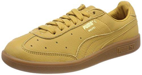 Puma Unisex-Erwachsene Madrid Premium Sneaker Gelb (Honey Mustard-puma Team Gold)