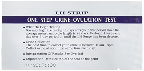 LotFancy Ovulation Prediction Pregnancy Catcher