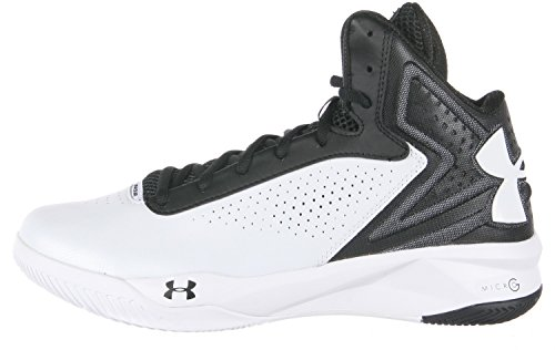 Under Armour Men's Ua Micro G Torch White-black-white low price fee shipping online sale the cheapest sale online shopping cheap sale discount sale official WIE1kxqRCs