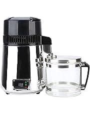 Gedestilleerd Water Machine Huishoudelijke Laboratorium Temperatuur Digitale Controle Gedistilleerd Gezuiverd Roestvrij Staal Innerlijke 4L Destillatie En Condensatie Systeem