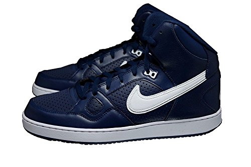Of Force Mid Sportive black Son Black Scarpe Uomo Nike black W6RnTEB7x