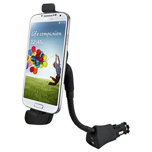 car mount charger plug holder