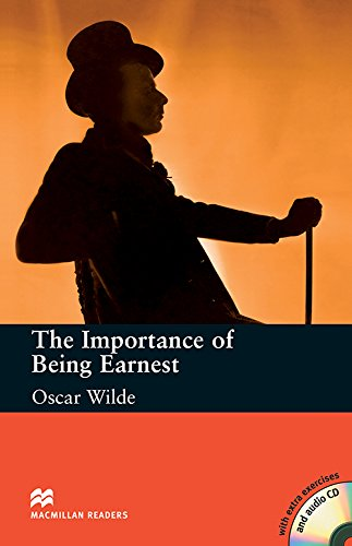 The Importance of Being Earnest [With Map] (MacMillan Readers: Level 6)