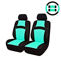 WHY Choose CAR PASS Seat Covers?High Quality Environment Protection Material: We choose the 100% environment materials to produce the seat covers.There is no chemical odor at all. Decorate your car with our seat covers and enjoy the fresh air...