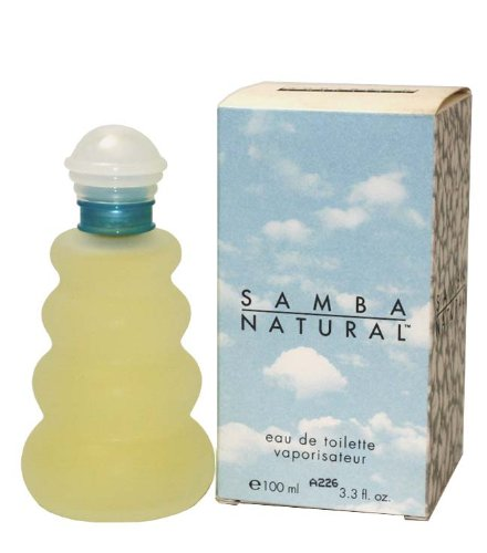 (Samba natural by Perfumer's Workshop for Women - 3.3 Ounce EDT Spray)