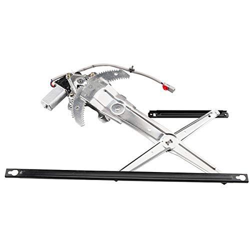 Front Passenger Side Power Window Regulator Motor Assembly 741-951 Compatible for 97 98 99 00 01 Honda CR-V SUV 2 Prong (2001 Honda Crv Lift Kit)